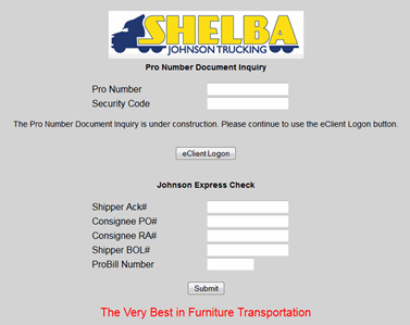 Please Contact Our Team To Get A Quote For Your Furniture Freight Solutions.